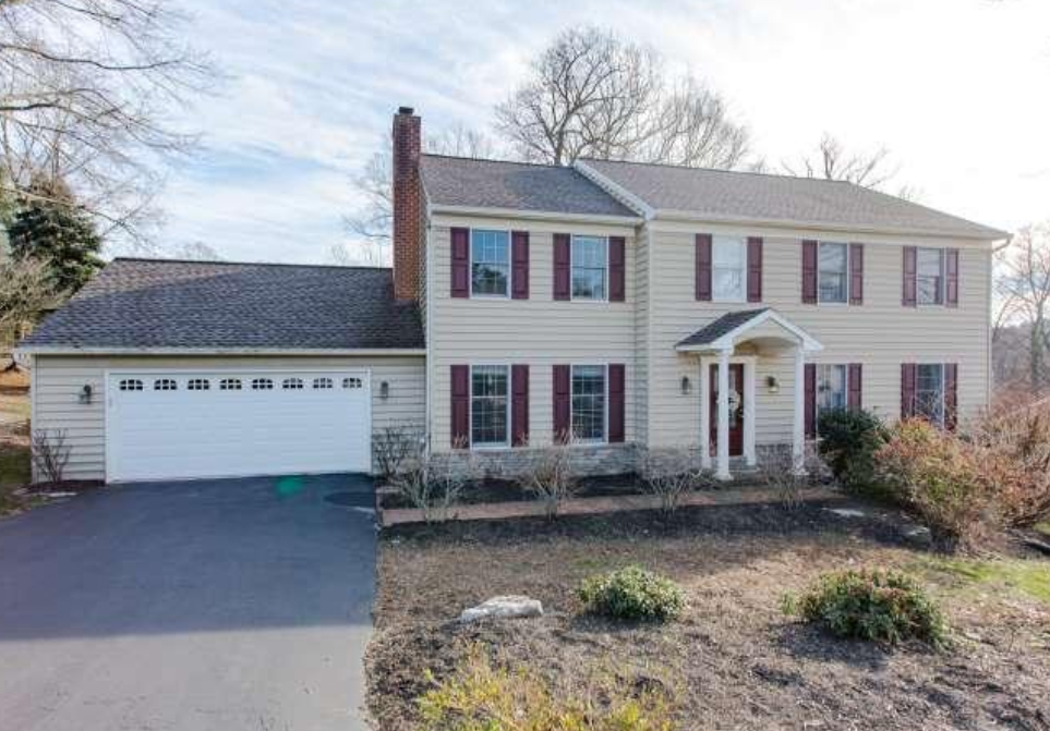 104 Red Fox Pl Broomall Pa 19008 Home For Sale Delaware