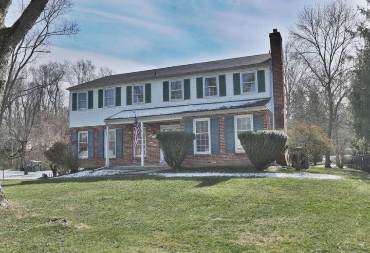 234 Fawnhill Rd Broomall, PA 19008 home for sale Delaware County