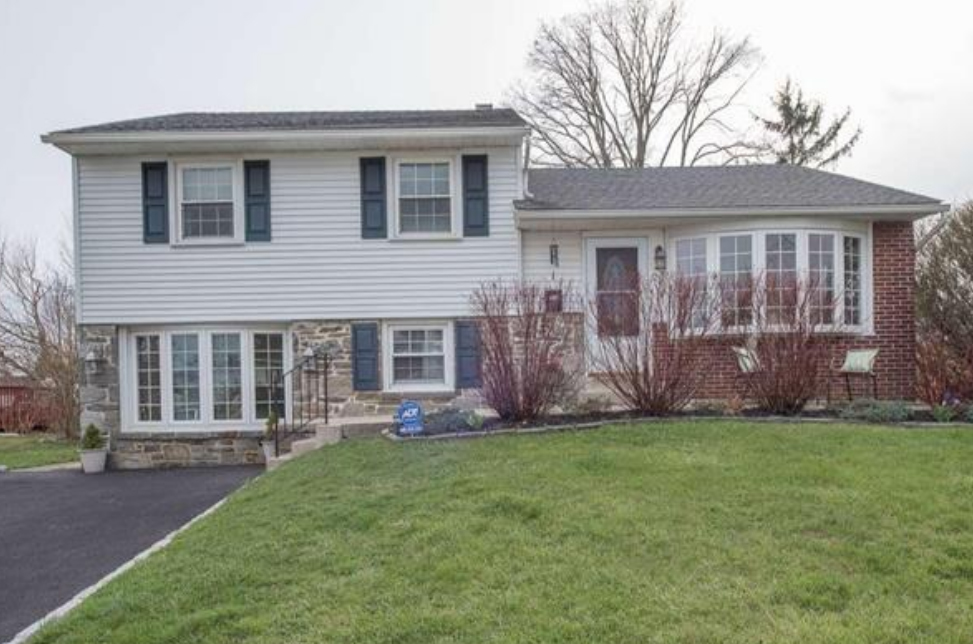 214 Bramber Dr Broomall, PA 19008  home for sale Delaware County