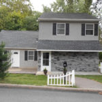 A home for sale at 115 3rd Ave Broomall, PA 19008 in Delaware County