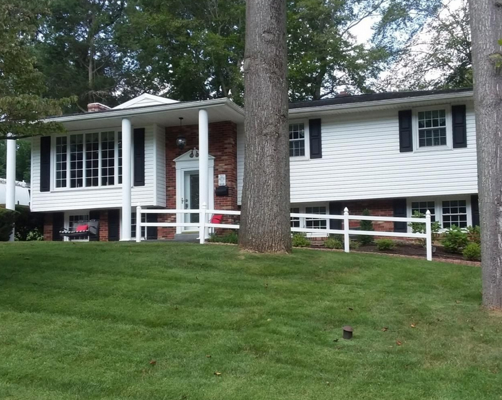 A home for sale at 206 James Rd Broomall, PA 19008 in Delaware County