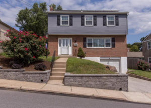 A home for sale at 2521 Gilbert St Broomall, PA 19008 in Delaware Co