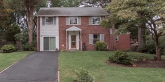 Home for sale at 6 Curtis Rd, Springfield PA in Delaware County.