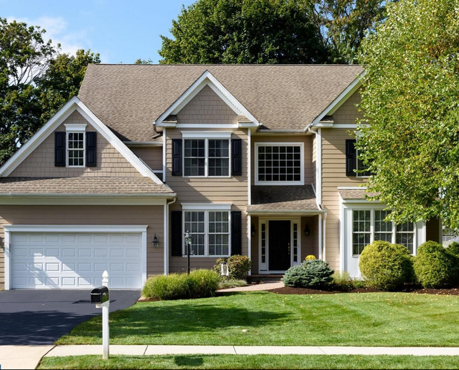 A home for sale at 104 Ceton Ct Broomall, PA 19008 in Delaware County