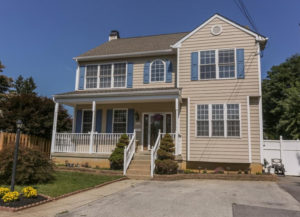 A home for sale at 2433 Gilbert St Broomall, PA 19008 in Delaware County