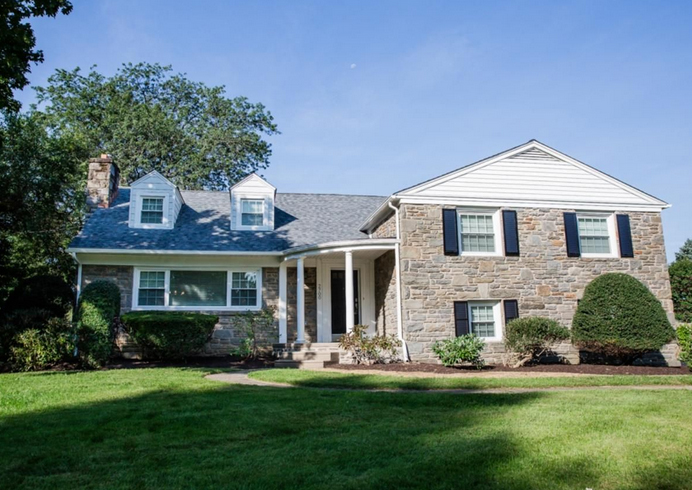A home for sale at 2700 S Kent Rd Broomall, PA 19008 in Delaware County