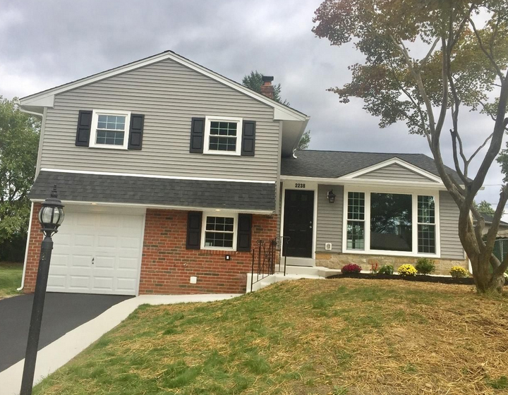 A home for sale at  2238 Winding Way Broomall, PA 19008 in Delaware County