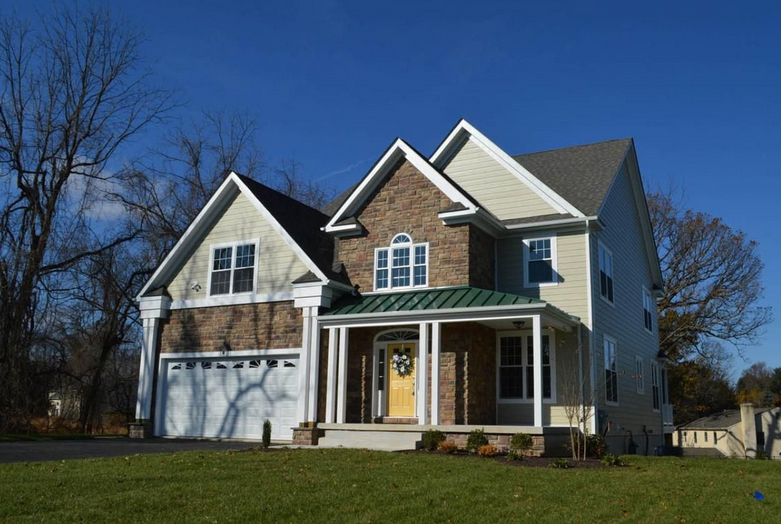 A home for sale at 109 Fox Ln Broomall, PA 19008 in Delaware County