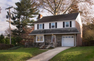 A home for sale at 101 Pennock Pl Media, PA 19063 in Delaware County