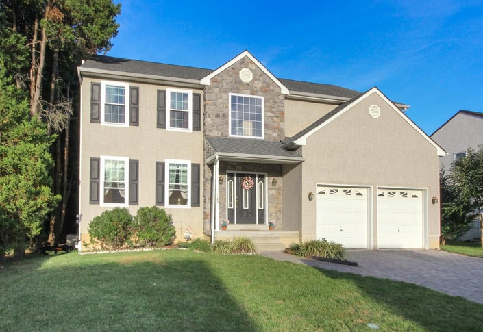 A home for sale at  25 Calabrese Dr Media, PA 19063 in Delaware County