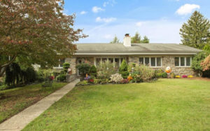 A home for sale at 706 Hedgerow Dr Broomall, PA 19008 in Delaware County