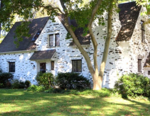 A home for sale at 902 Twyckenham Rd Media, PA 19063 in Delaware County