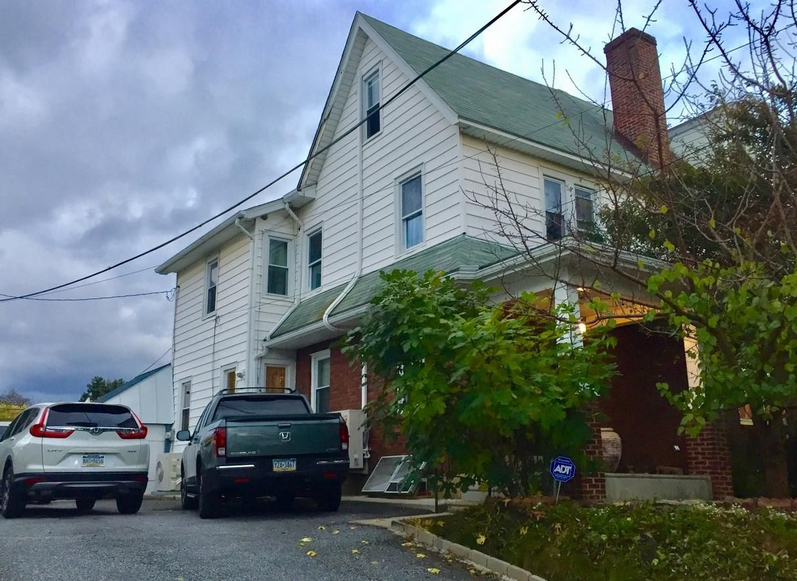 A home for sale at 97 S Sproul Rd Broomall, PA 19008 in Delaware County