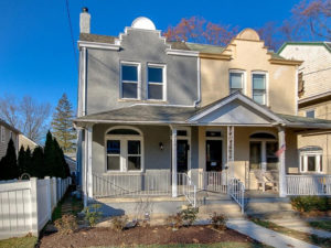 A home for sale at 316 N Orange St Media, PA 19063 in Delaware County