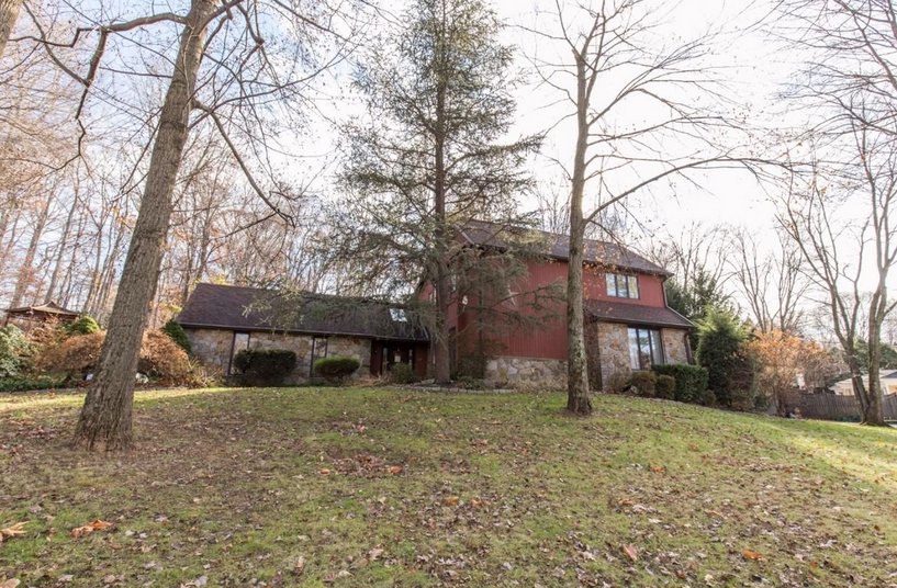 A home for sale at 117 Cove Ln Media, PA 19063 in Delaware County