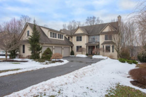 A home for sale at 433 Mattrissa Rdg Media, PA 19063 in Delaware County