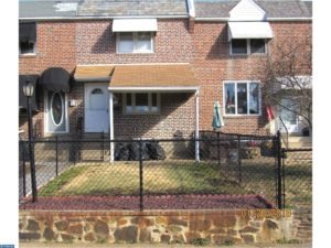 A home for sale at 511 Cherry St, Clifton Heights, PA 19018 in Delaware County