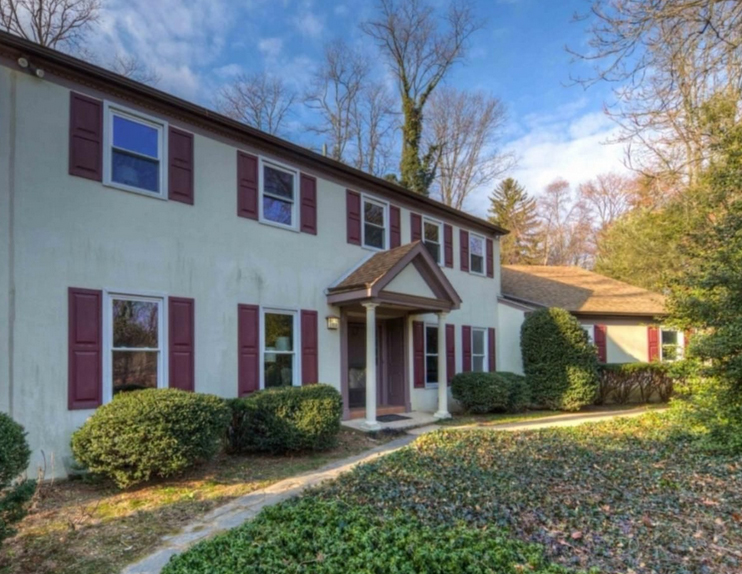 A home for sale at  153 Latches Ln Media, PA 19063 in Delaware County