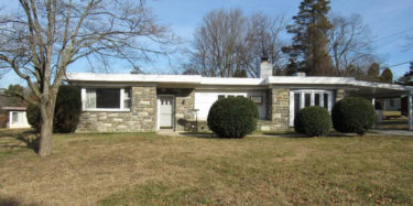 A home for sale at 2201 Saint Paul Dr Broomall, PA 19008 in Delaware County