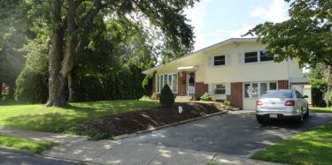 A home for sale at 404 Lyndhurst Dr Broomall, PA 19008 in Delaware County