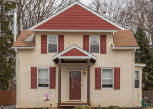 A home for sale at 47 Van Leer Ave Media, PA 19063 in Delaware County